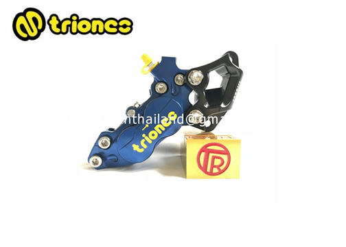 Adapter for TRIONES for YAMAHA R3/ MT 07 (Front Side)